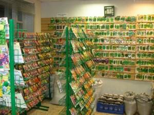 Как купить семена: интернет-магазин или обычный магазин