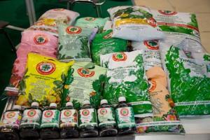 Новое поступление удобрений и средств защиты растений